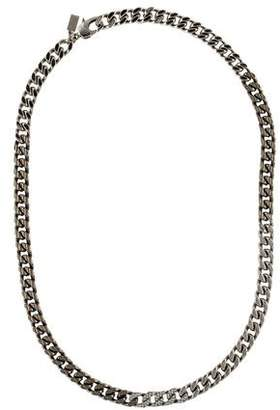 Vita Fede Grace Mini Franco Crystal Chain Necklace