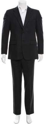 Prada Wool Two-Button Suit
