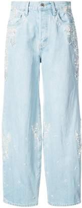 Jonathan Simkhai cropped jeans