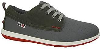 Helly Hansen Men's Bergshaven Fashion Sneaker Mid Earl Grey/Pop