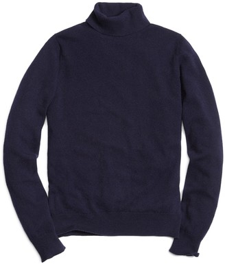 Brooks Brothers Cashmere Turtleneck Sweater