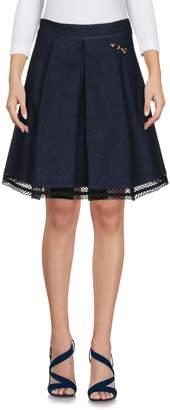 Class Roberto Cavalli Denim skirts