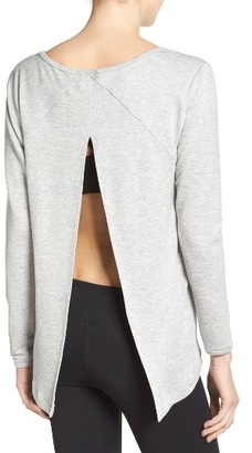 Women's Zella Up & Away Pullover $65 thestylecure.com