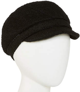 99e2c1dea6de3 Co August Hat Inc. Boucle Embroidered Cadet Hat