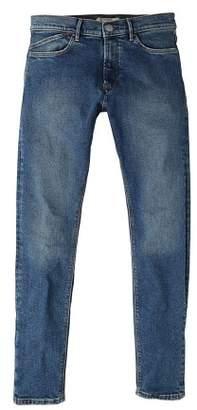 Mango man MANGO MAN Skinny dark vintage wash Jude jeans