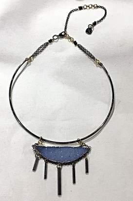 Nakamol CHICAGO Druzy Choker Necklace
