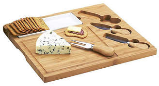 One Kings Lane Celtic Cheese Board Set - Bamboo