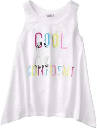 Crazy 8 Crazy8 Cool & Confident Tank