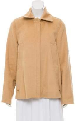 Maison Margiela Collared Wool Jacket