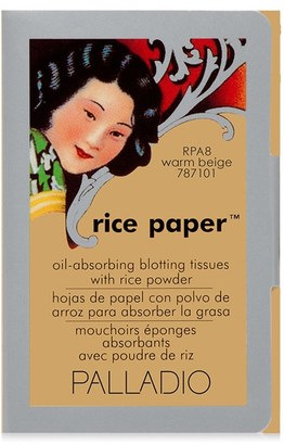 FOREVER 21+ Palladio Rice Paper