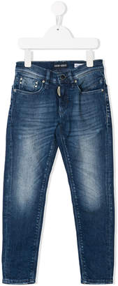 Antony Morato Junior faded slim-fit jeans
