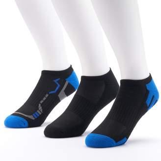 Tek Gear Men's 3-pack Performance No-Show Socks