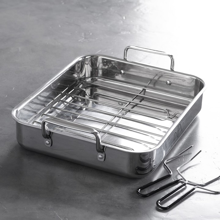 Williams-Sonoma Williams Sonoma Stainless-Steel Ultimate Roaster