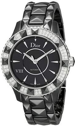 Christian Dior Women's CD1245E1C001 Eight Analog Display Swiss Automatic Watch