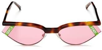 Fendi Women's Gentle Monster x Cat Eye Sunglasses, 61mm