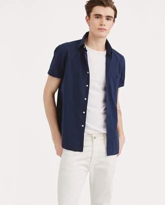 Ralph Lauren Slim Fit Seersucker Shirt