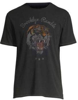 John Varvatos Brooklyn Rumble Graphic T-Shirt