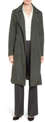 Women's Ellen Tracy Belted Trench Coat $220 thestylecure.com