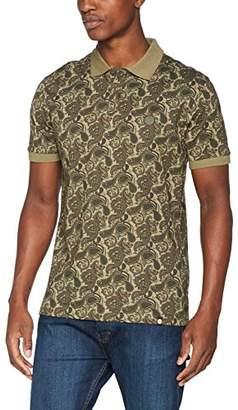 Pretty Green Men's Ryder Paisley Polo Shirt