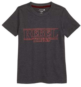Joe's Jeans Rebel Things Graphic T-Shirt