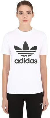 8067d699843 Women's Adidas Originals Tshirt - ShopStyle UK
