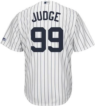 Majestic Men's New York Yankees Aaron Judge Cool Base Replica MLB Jersey