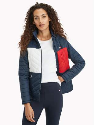 Tommy Hilfiger Colorblock Flag Jacket