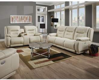 Southern Motion Crescent 2 Piece Reclining Living Room Set Upholstery