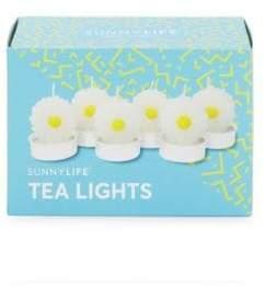 Sunnylife Daisy Tea Lights