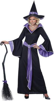 California Costumes Women's Adult Incantasia Witch Costume and Broom