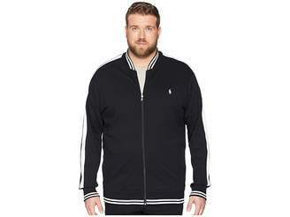 Polo Ralph Lauren Big Tall Interlock Track Bomber Jacket