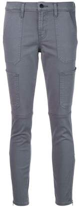 J Brand utility pocket skinny trousers