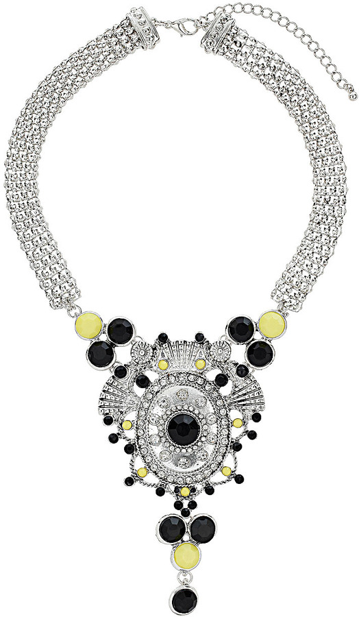Wallis Statement Stone Necklace