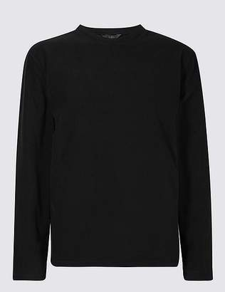 "Marks and Spencer Crew Neck Fleece Top with Stormwearâ""¢"
