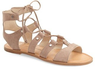 Women's Dolce Vita 'Jasmyn' Ghillie Sandal $89.95 thestylecure.com