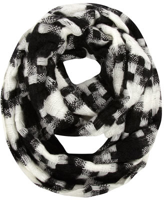 Dorothy Perkins White dogtooth snood