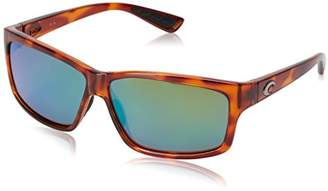 Costa del Mar Cut Polarized Rectangular Sunglasses