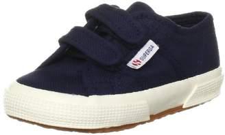 Superga Unisex Kids' 50 Jvel Classic Low-Top Sneakers,3.5UK