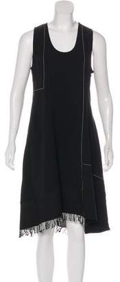 Derek Lam Sleeveless Midi Dress w/ Tags