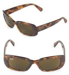 Ray-Ban 50MM Rectangle Sunglasses