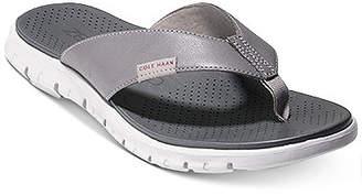 Cole Haan Men's ZeroGrand Thong Sandals