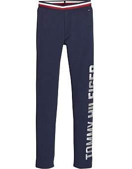 Tommy Hilfiger Essential Logo Legging (Girls 3-7 Years)