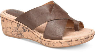 b.ø.c. Summer Wedge Sandals Women Shoes