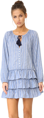 MISA Nadine Dress $224 thestylecure.com
