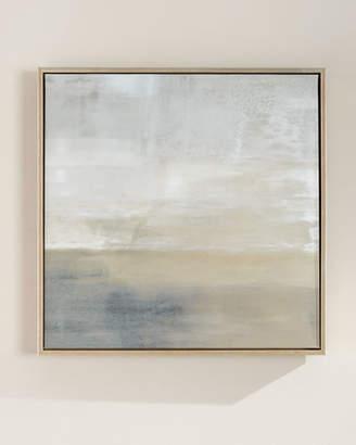 John-Richard Collection Slated No. 2 Square Giclee on Canvas Wall Art