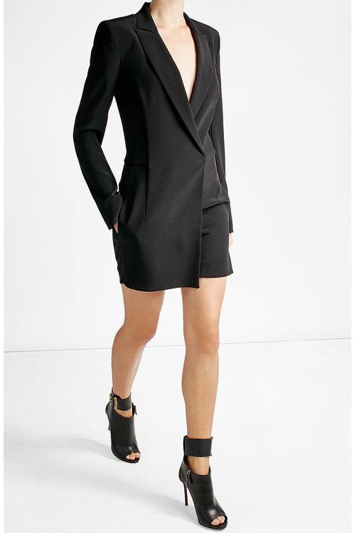 DKNYDKNY Blazer-Style Jumpsuit