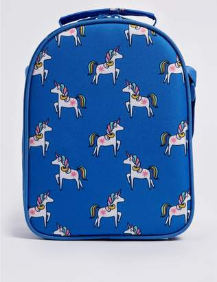 Marks and Spencer Kids' Unicorn Lunch Box with Thinsulate