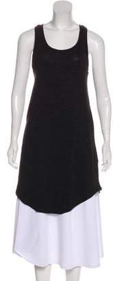 Leith Sleeveless Knee-Length Dress