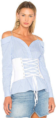 Fame & Partners Coco Corset Top