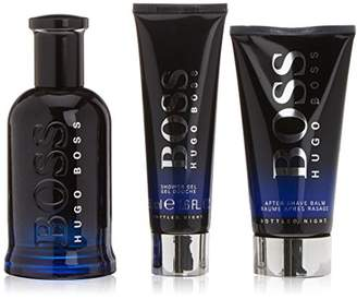 HUGO BOSS Number 6 Night Set contains Eau de Cologne Spray/Shower Gel and After Shave